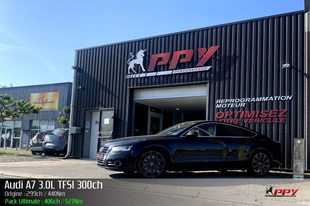 Audi A7 3.0L TFSI 300ch