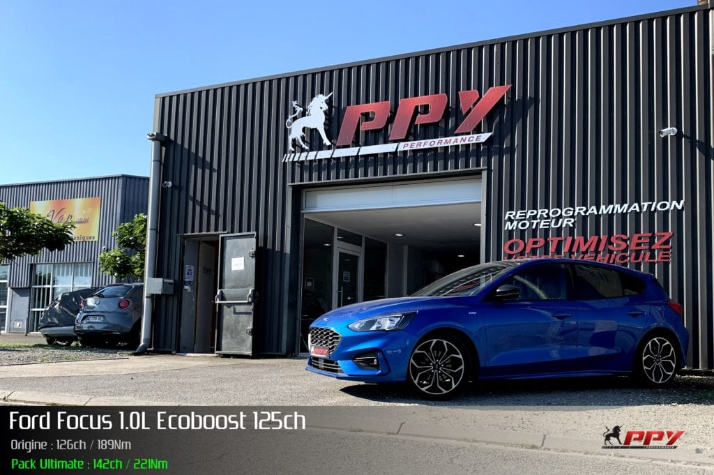 Ford Focus 1.0L Ecoboost 125ch